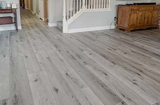 Eternity Flooring project completed by Abbey Carpet & Flooring